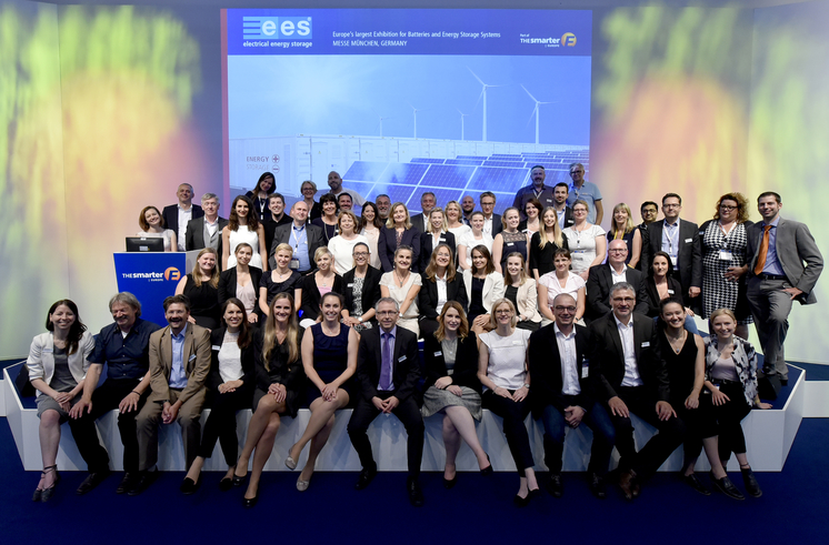 Group Photo of the ees Team